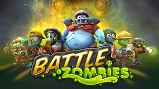 Battle of Zombies Clans Clash for Android GamePlay