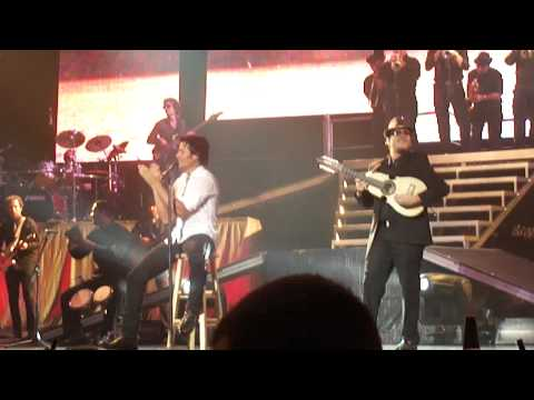Concierto Chayanne en Puerto Rico 2/11/2011 - Patria