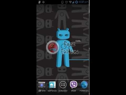 Motorola defy mb526 android 4.3  Cyanogenmod 10.2