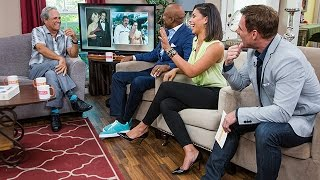 Gregory Harrison visits Home & Family