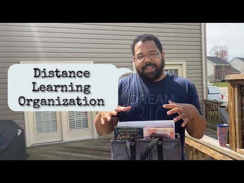 Distance Learning Organization
