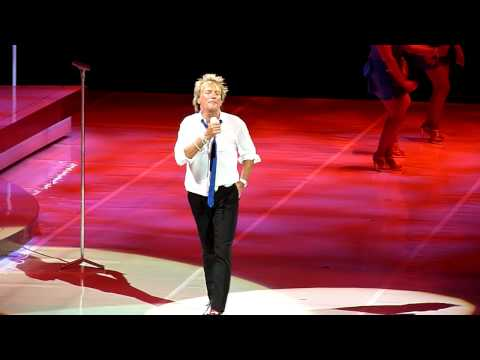 Rod Stewart - Some Guys Have All The Luck - Köln - 2014 - Lanxess Arena