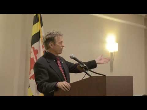 Awesome Rand Paul Speech