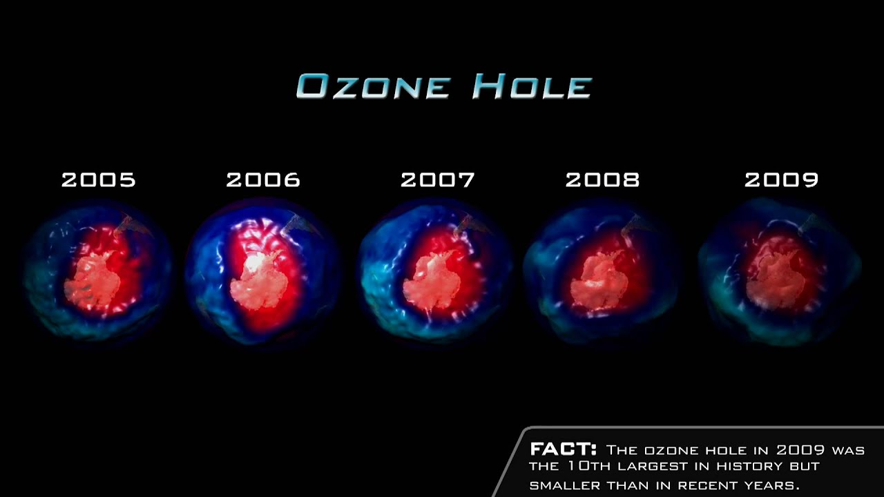 putting a hole in the theory of the ozone layer The ozone hole is not a hole in the ozone layer it is a roughly circular region of the ozone layer above the south pole in which ozone concentrations are significantly less than ozone-layer ozone concentrations at lower latitudes, but still higher than ozone concentrations at the ground.