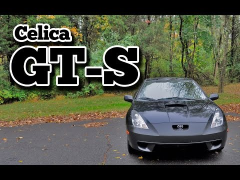 Regular Car Reviews: 2000 Toyota Celica GTS