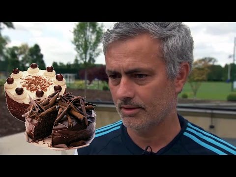 Jose Mourinho - 'I Work For The Cake, You Are Still Eating One Cake & Thinking Already About Next'