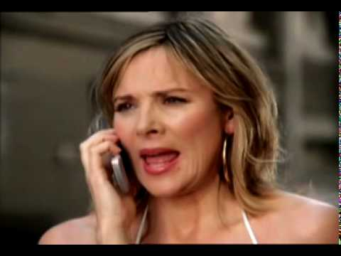 Nissan Tiida (Kim Cattrall) - Commercial
