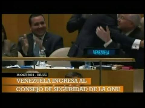 Venezuela entra en el Consejo de Seguridad de la ONU