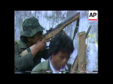 Philippines President Marcos Forced To Leave Philippines
