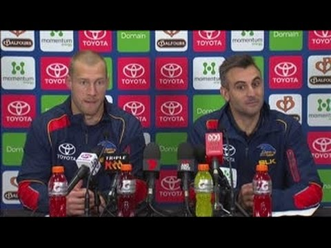 Crows Post-Match: R16