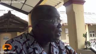 On marche sur la tête dans ce pays Kofi YAMGNANE accuse l