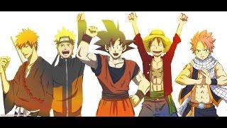 Top 50 Strongest Anime & Manga Characters (With Hrik Sen)