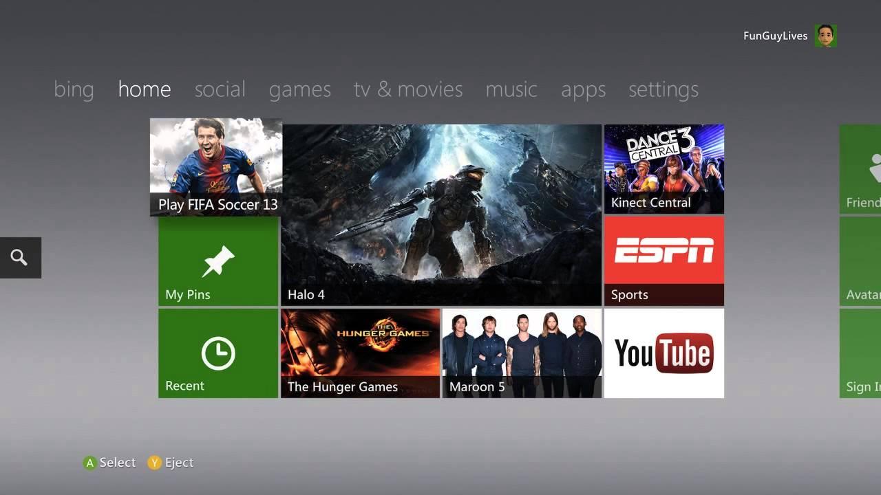 Xbox Live Dashboard Ads Ads