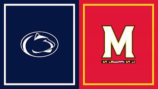 First Half Highlights: Maryland at Penn State | B1G Basketball