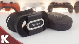 Ritech VRGO | Unboxing & Review | Google Cardboard Headset