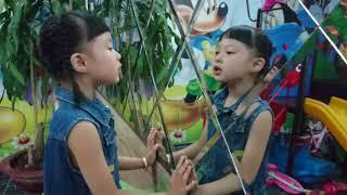Uyên Chiêu đọc bài thơ Cầu Vồng (Tg: PHẠM THANH QUANG) | Bé đọc thơ | Thơ thiếu nhi | Thơ mầm non