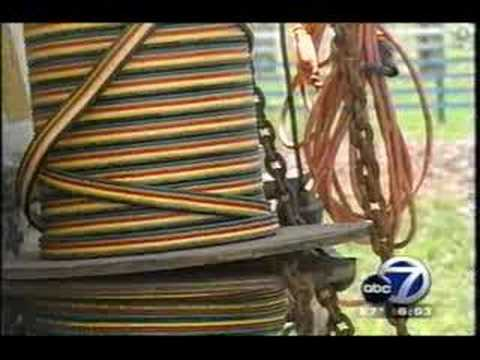 copper theft caught on video news report