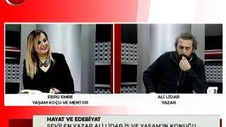 İş ve Yazar | Yazar Ali Lidar