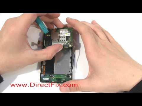Motorola Droid A855 Take Apart & Repair Directions by DirectFix.com