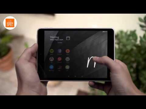 Nokia N1 แท็บเล็ตตัวแรกของค่าย ราคาเพียง 8.000 บาท