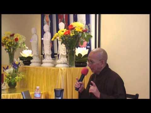 Tọa Đàm Và Giải Đáp Về Hộ Niệm (Tại Tịnh Tông Học Hội, Oregon, Mỹ Quốc) (28/4/2013)
