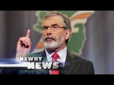 Newry News Exclusive: Gerry Adams on his Arrest