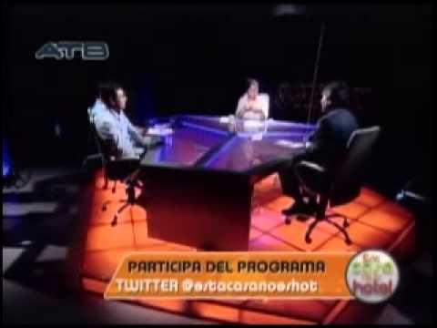 Evo Morales habla de su gestión y programa de gobierno en Esta Casa No Es Hotel por ATB, bloque 2