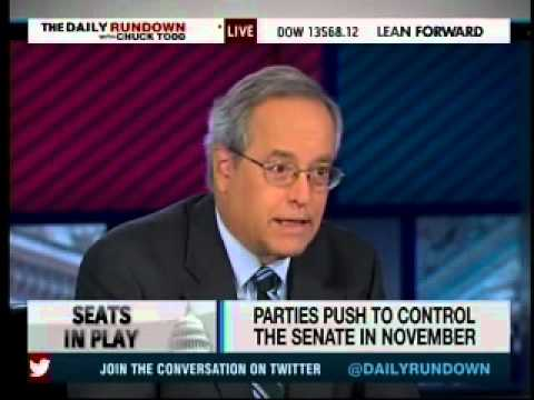 Roll Call's Stu Rothenberg on MSNBC September 19 2012