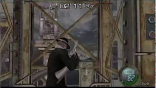 Resident evil 4 mod impossible final chapter-Ending (cheating)