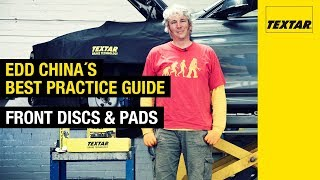 Brake replacement with Edd China