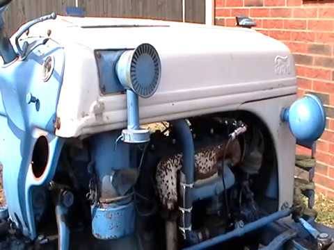 How to change oil on your air filter for 8N/9N/2N Ford Tractor