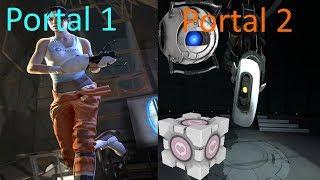 Portal 1 And 2 Video Essay