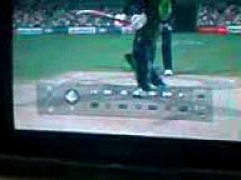 cricket 07 ps2 spectaclular out