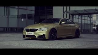 SpeedOne - Akrapovič Slip-On Line BMW M4 (F82, F83)