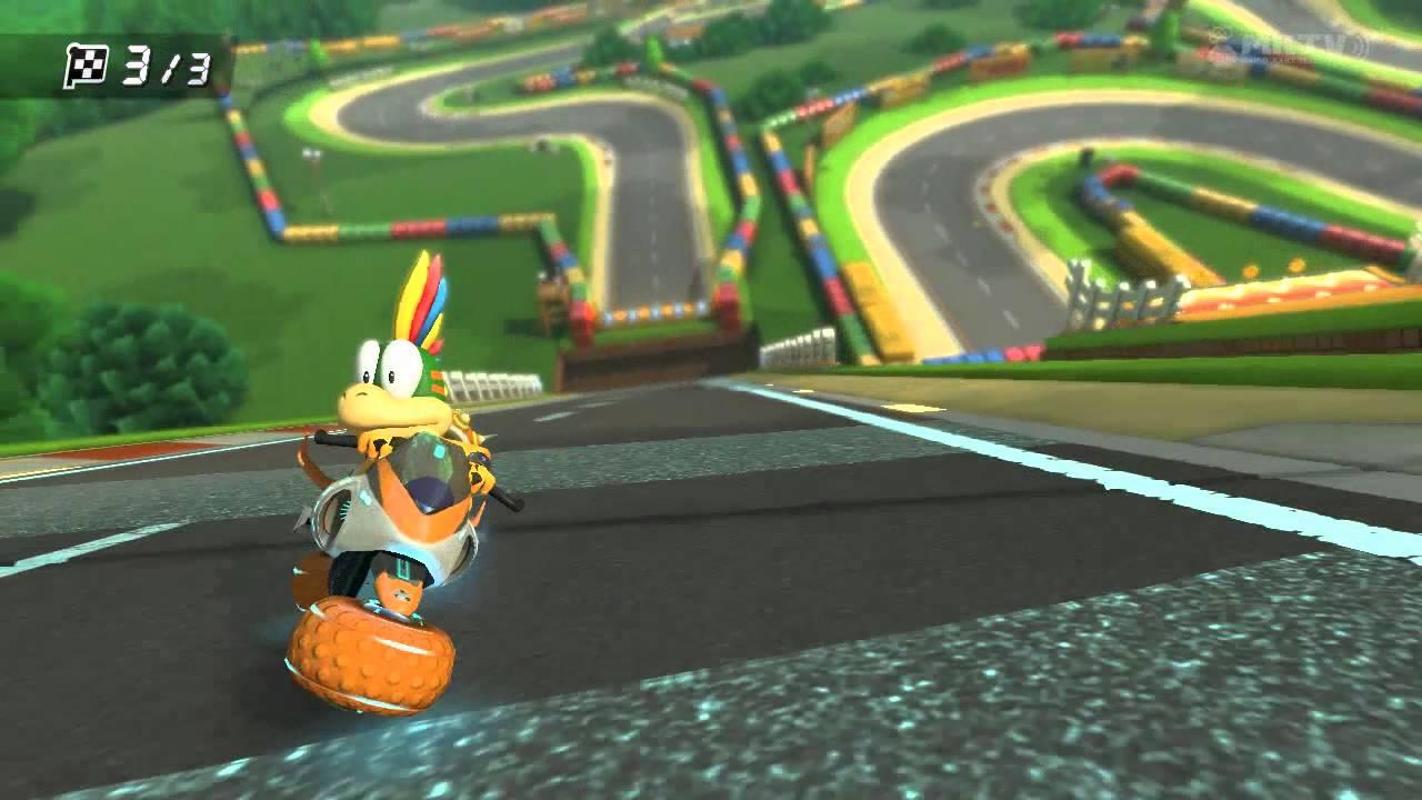 Bikes Mario Kart 8 Mario Kart Lemmy Jet