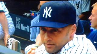 Joe torre talks about derek jeter