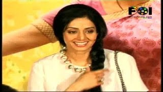 English Vinglish - Sridevi Launches 'English Vinglish' Trailer