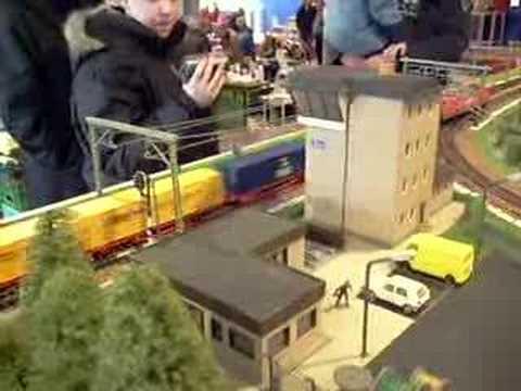 Modelspoor beurs Groningen 23-02-08, Railion BR 189