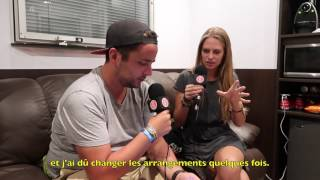 Interview Nora En Pure by Guettapen at Electrobeach 2017