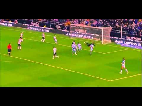 Paco Alcacer - Goals & Assists 2014/2015