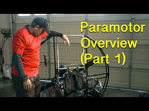 How To Choose A Paramotor (Part 1)
