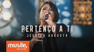 Jessica Augusto - Pertenço a Ti (Live Session)