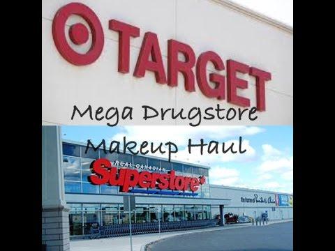 Mega Drugstore Makeup Haul! (elf, NYX Milani + More)