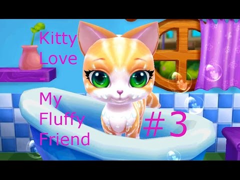 Kitty Love - My Fluffy Friend Полная версия - #3 Играем Lucky. Игровой мультик для детей