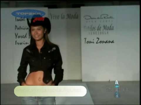 MODA VAQUERA - TOPEKA - VIVE LA MODA - YORED BASURTO