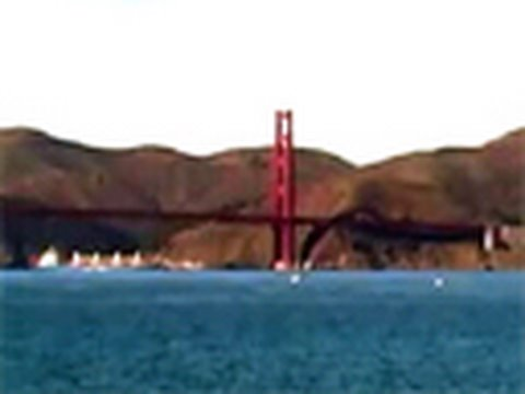 Relaxation At the Golden Gate Bridge Video
