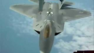 F-22 Maneuverability & Firing Missiles