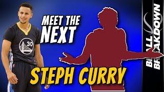Meet the NEXT STEPH CURRY