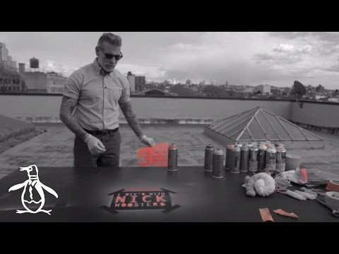 "Original Penguin ""Below the Belt"" with Nick Wooster Teaser"