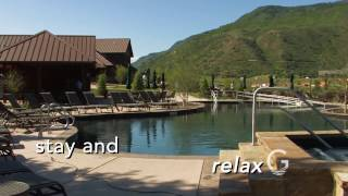 Glenwood Springs - the Western Slope's Home Away From Home